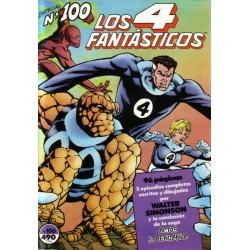 LOS 4 FANTÁSTICOS Nº 100