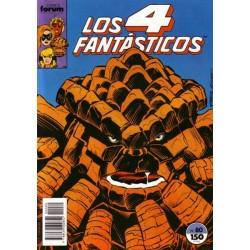 LOS 4 FANTÁSTICOS Nº 80