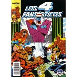 LOS 4 FANTÁSTICOS Nº 79