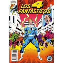 LOS 4 FANTÁSTICOS Nº 72