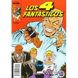 LOS 4 FANTÁSTICOS Nº 71