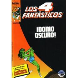 LOS 4 FANTÁSTICOS Nº 65