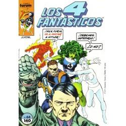 LOS 4 FANTÁSTICOS Nº 64