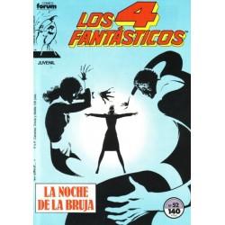 LOS 4 FANTÁSTICOS Nº 52