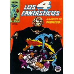 LOS 4 FANTÁSTICOS Nº 35