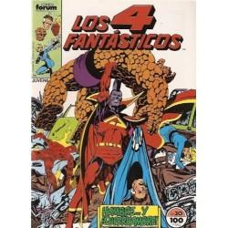 LOS 4 FANTÁSTICOS Nº 30