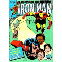 IRON MAN Nº 33