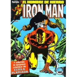 IRON MAN Nº 32