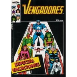 LOS VENGADORES: ESPECIAL VACACIONES