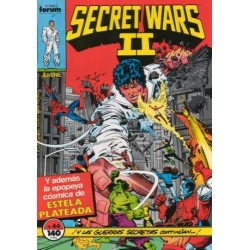 SECRET WARS Nº 44