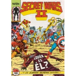 SECRET WARS Nº 13