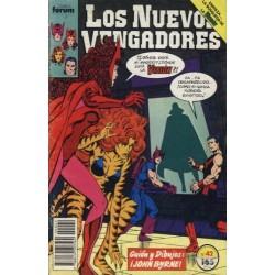 LOS NUEVOS VENGADORES Nº 42