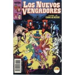 LOS NUEVOS VENGADORES Nº 40