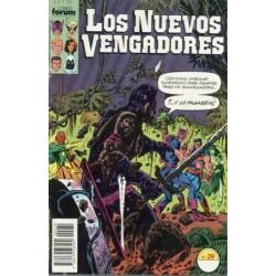 LOS NUEVOS VENGADORES Nº 39
