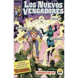 LOS NUEVOS VENGADORES Nº 12