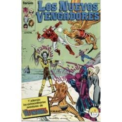 LOS NUEVOS VENGADORES Nº 11