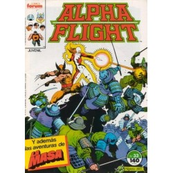 ALPHA FLIGHT VOL.1 Nº 33