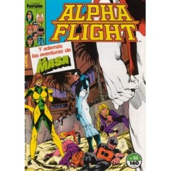ALPHA FLIGHT VOL.1 Nº 25