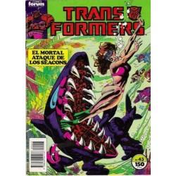 TRANSFORMERS Nº 43