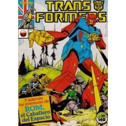 TRANSFORMERS Nº 29