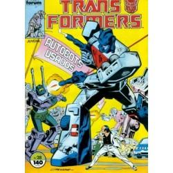 TRANSFORMERS Nº 28