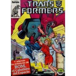 TRANSFORMERS Nº 27