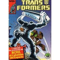 TRANSFORMERS Nº 26