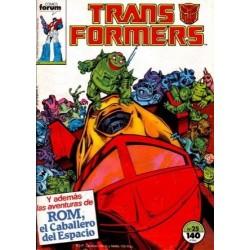 TRANSFORMERS Nº 25