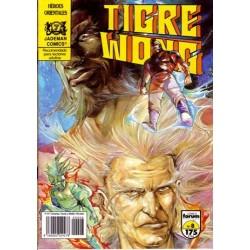 TIGRE WONG Nº 8