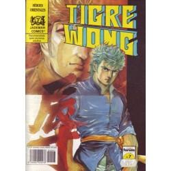 TIGRE WONG Nº 7
