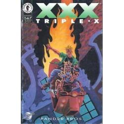 XXX. TRIPLE X Nº 3