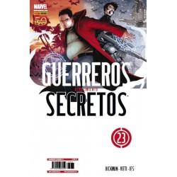GUERREROS SECRETOS Nº 23