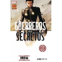GUERREROS SECRETOS Nº 22