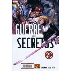 GUERREROS SECRETOS Nº 21
