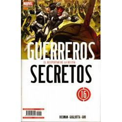GUERREROS SECRETOS Nº 16