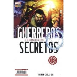 GUERREROS SECRETOS Nº 13