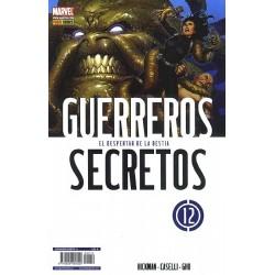 GUERREROS SECRETOS Nº 12