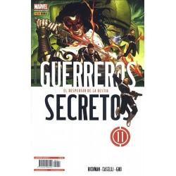 GUERREROS SECRETOS Nº 11