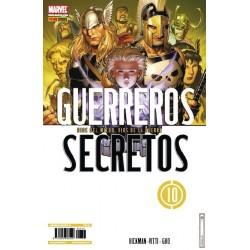 GUERREROS SECRETOS Nº 10