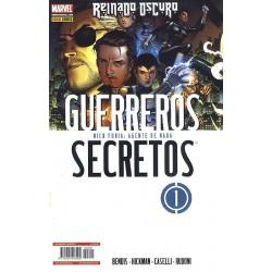 GUERREROS SECRETOS Nº 1 REINADO OSCURO