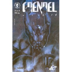 GRENDEL: WAR CHILD Nº 7