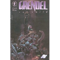GRENDEL: WAR CHILD Nº 6