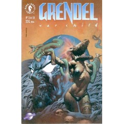 GRENDEL: WAR CHILD Nº 3