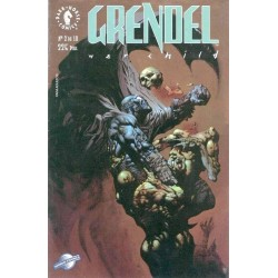 GRENDEL: WAR CHILD Nº 2