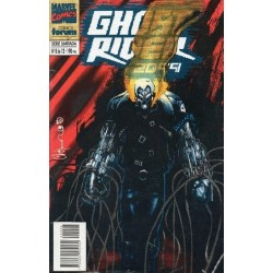 GHOST RIDER 2099 Nº 8