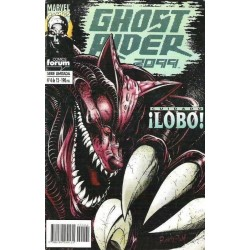 GHOST RIDER 2099 Nº 4