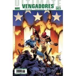 ULTIMATE VENGADORES Nº 3