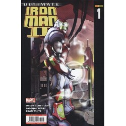 ULTIMATE IRON MAN II Nº 1