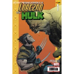 ULTIMATE LOBEZNO VS. HULK Nº 1