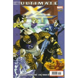 ULTIMATE X MEN / 4 FANTÁSTICOS